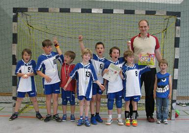 Turnier VfL Landshut Team 05.05.2012