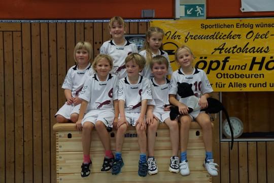 Ottobeuren MA Mannschaft