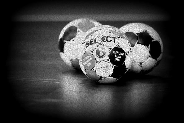 Handball_bw